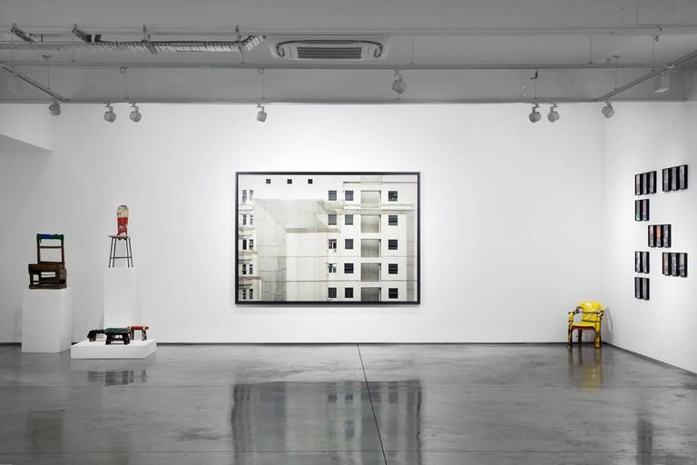 Michael Wolf's 'Informal Arrangements' at Flowers Gallery