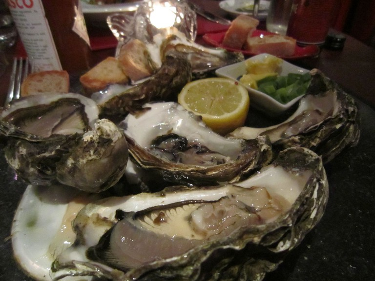 Oysters! Galway