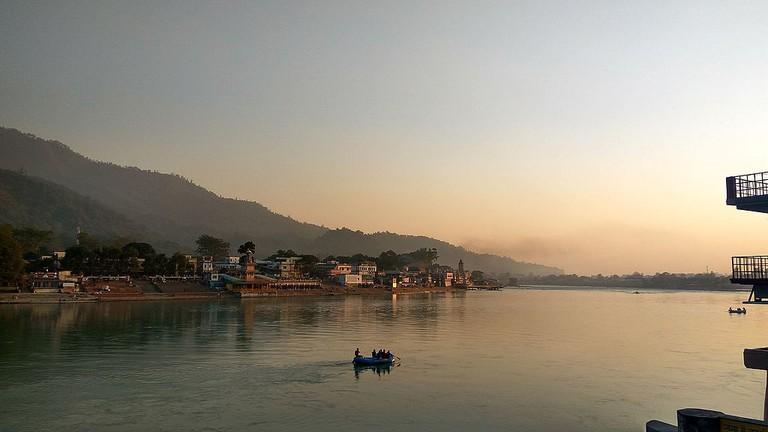 Sacred Ganges