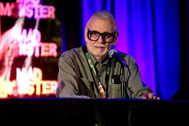 George A. Romero at 2016 Mad Monster Arizona | © Gage Skidmore / Flickr