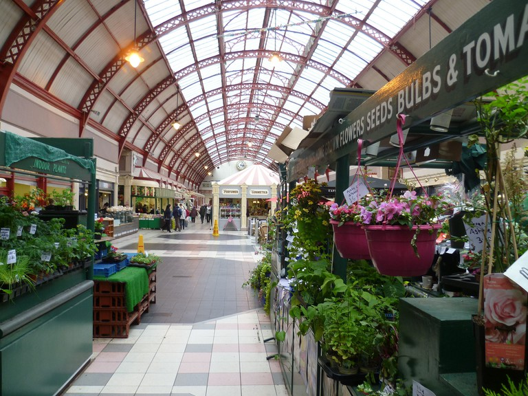 Grainger Market, Newcastle | © Charlie Dave/Flickr