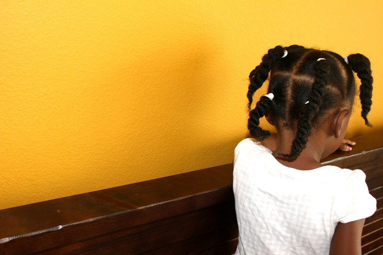 Hair Can Sometimes Be Divisive in South Africa's Playgrounds