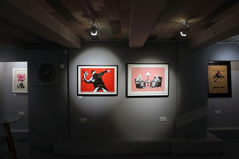 Hang-Up Gallery | Courtesy Hang-Up
