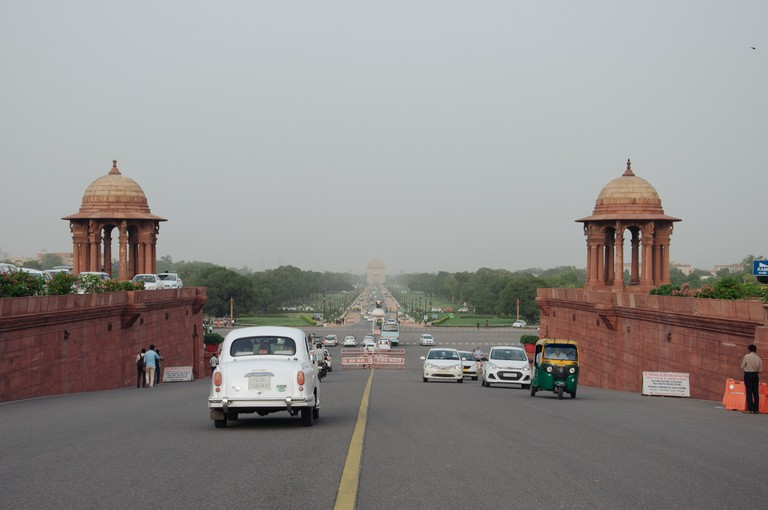 Rajpath Boulevard | Palak Mittal / © Culture Trip