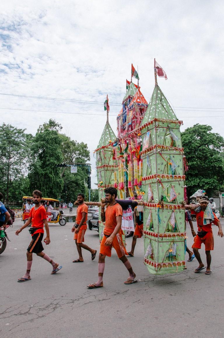Kanwar Yatra | Palak Mittal / © Culture Trip