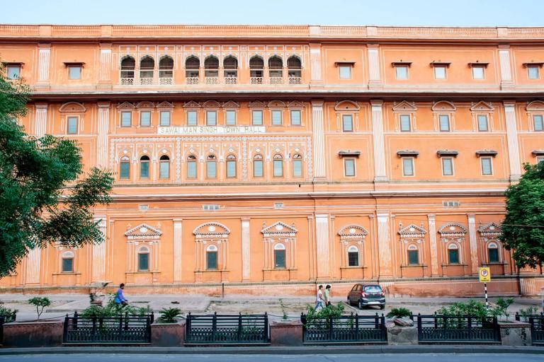 Sawai Man Singh Town Hall | Bhanu Prakash / © Culture Trip