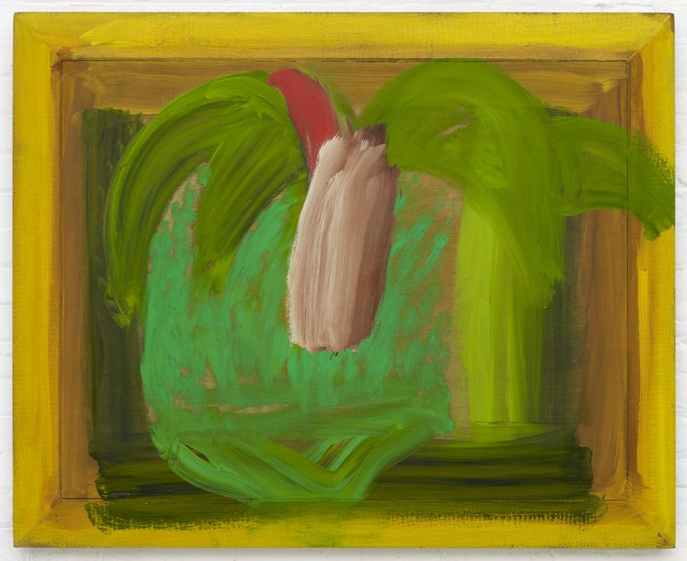 Howard Hodgkin, Summer Rain, 2002–2013
