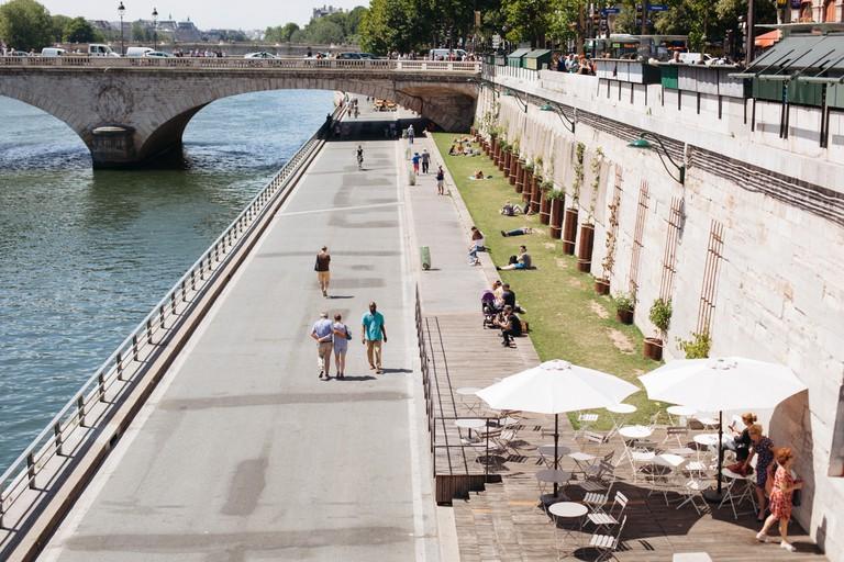 Hôtel de Ville docks │Caroline Peyronel/© Culture Trip