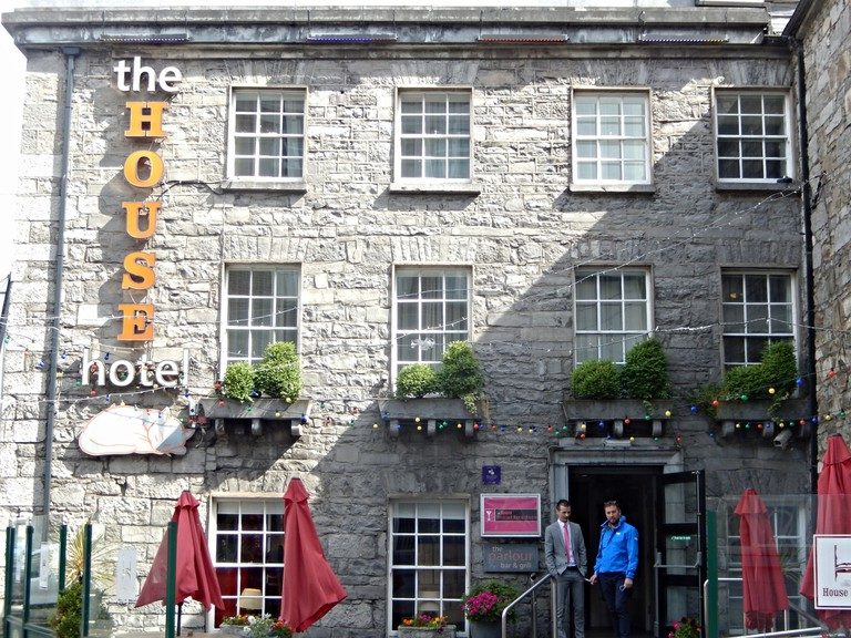 The House Hotel, Galway
