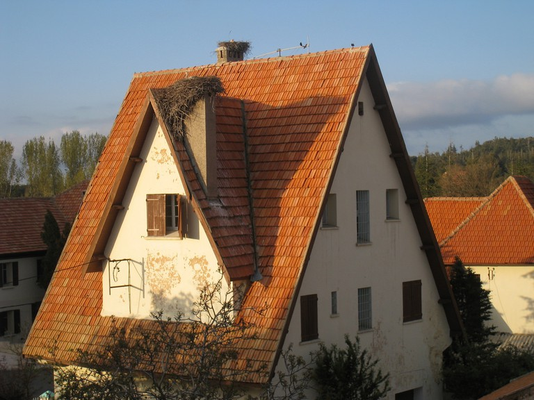 Ifrane architecture