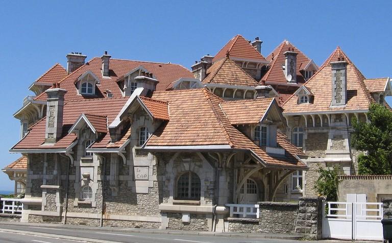 Villa Avenue de l'Impératrice/