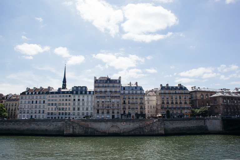 Ile de la Cité docks │Caroline Peyronel/© Culture Trip