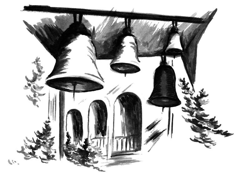 Illustration by Katyuli Lloyd from The Folio Society edition of Mani & Roumeli by Patrick Leigh Fermor