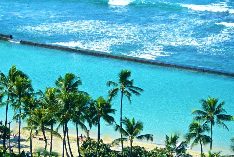 Waikiki Beach Breaks