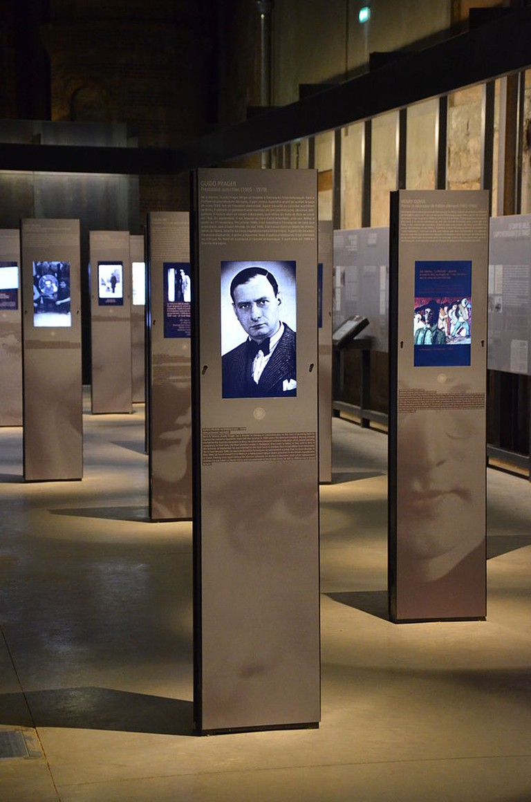 The Camp now has a large In Memoriam exhibition to remember those who lost their lives