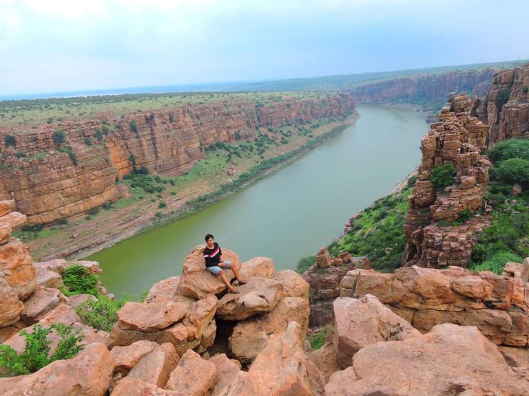 Gandikota- India's Hidden Grand Canyon