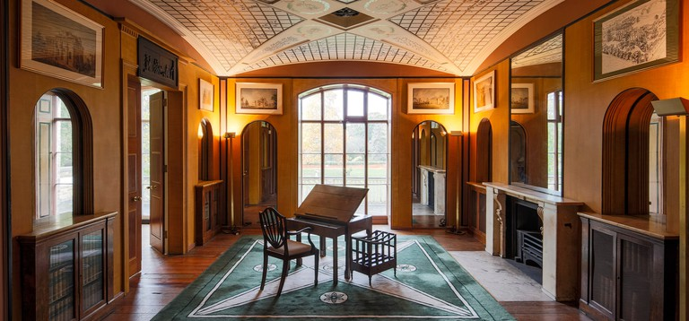 Interior of Pitzhanger Manor