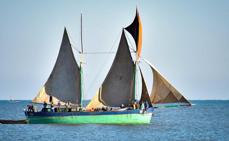 Island Trader, Madagascar