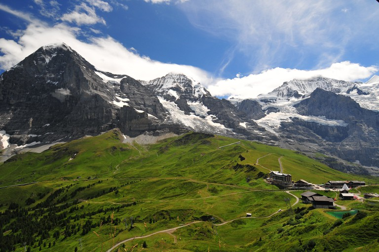 Jungfrau | © Stéphane Enten/Flickr
