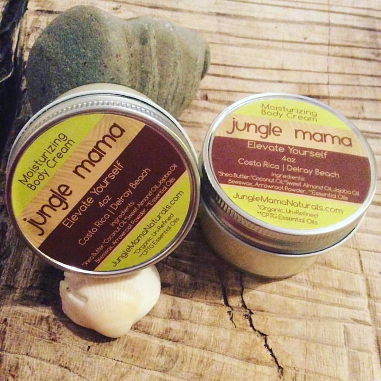 Jungle Mama started from two women's need for an effective but environmentally friendly sunscreen