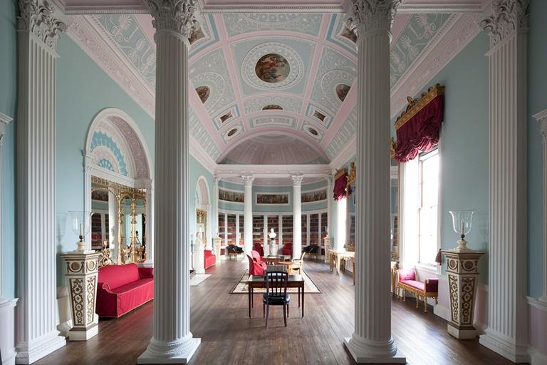 The Library at Kenwood House | Courtesy Kenwood House