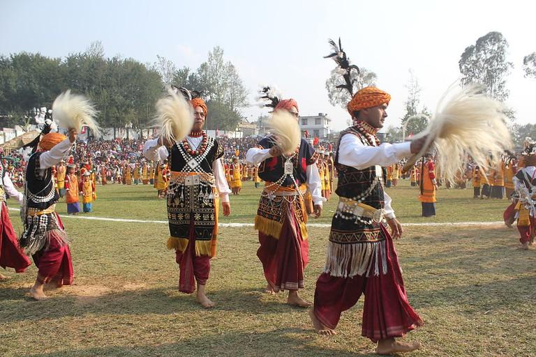 Khasi tribe | © Tymphew / Wikimedia Commons