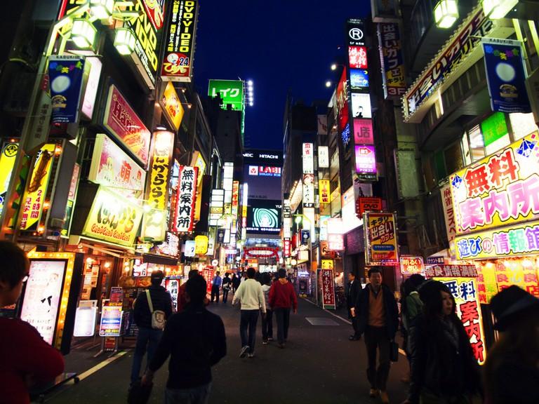 Tokyo | © Kevin-Poh/Flickr