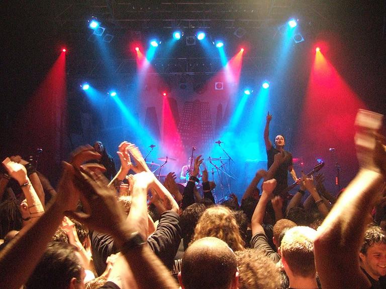 The Wildhearts onstage at Koko