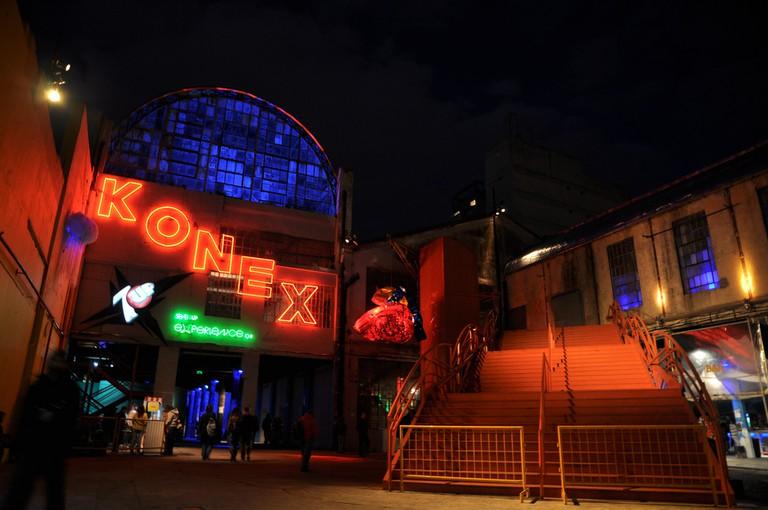 Centro Cultural Konex, Balvanera, Buenos Aires