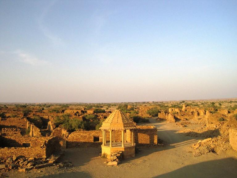 Kuldhara in Rajasthan