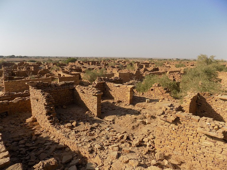 Ruins of Kuldhara Village