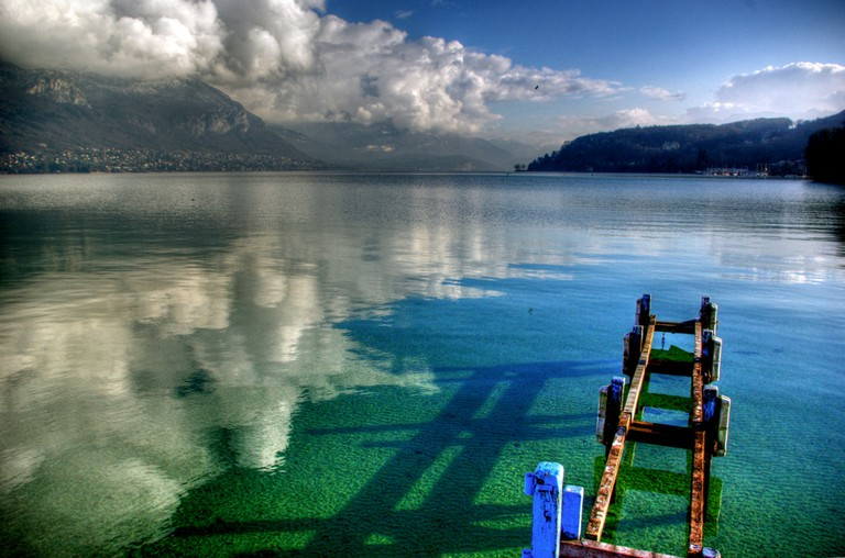 Lac d'Annecy │© Mick7402 / Wikimedia Commons