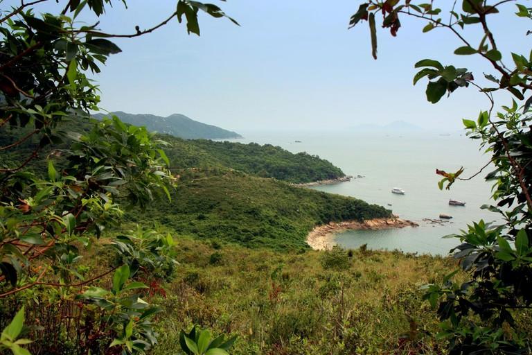Lamma Island Hike 1