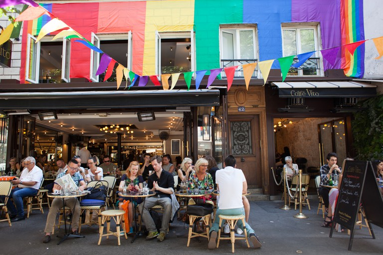 Le Marais restaurant │Caroline Peyronel/© Culture Trip