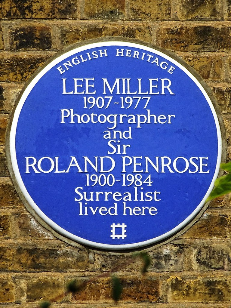 Lee Miller and Roland Penrose's former home