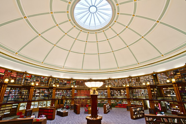 Liverpool Central Library | © Michael D Beckwith/Flickr