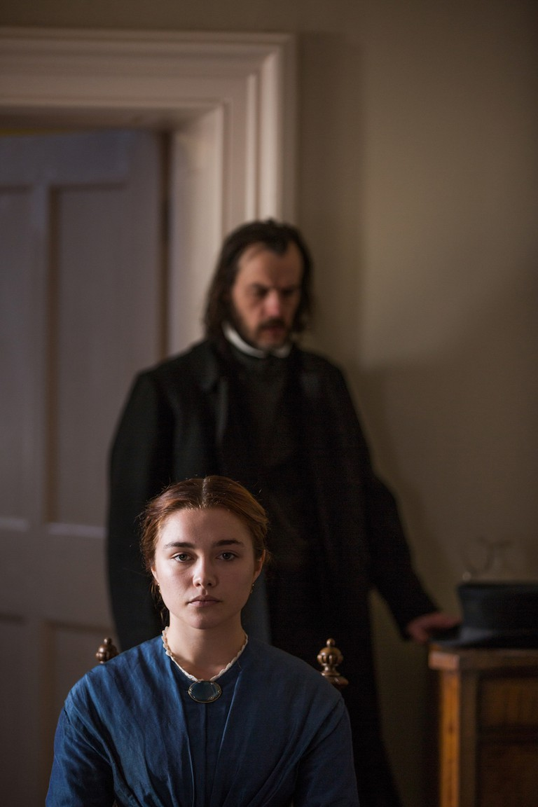 Husband and chattel: Paul Hilton and Florence Pugh in 'Lady Macbeth' | © Roadside Attractions