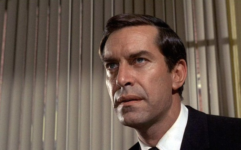 Martin Landau as Rollin Hand In Mission: Impossible