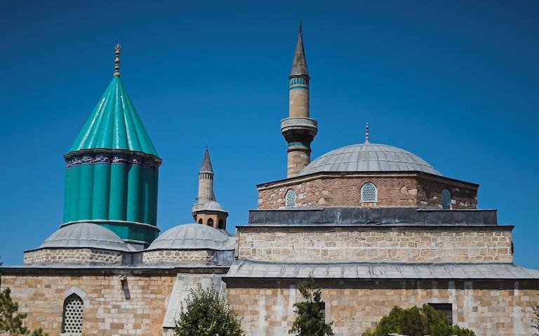Mevlana Mausoleum