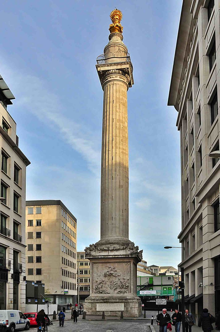 Great Fire of London Monument