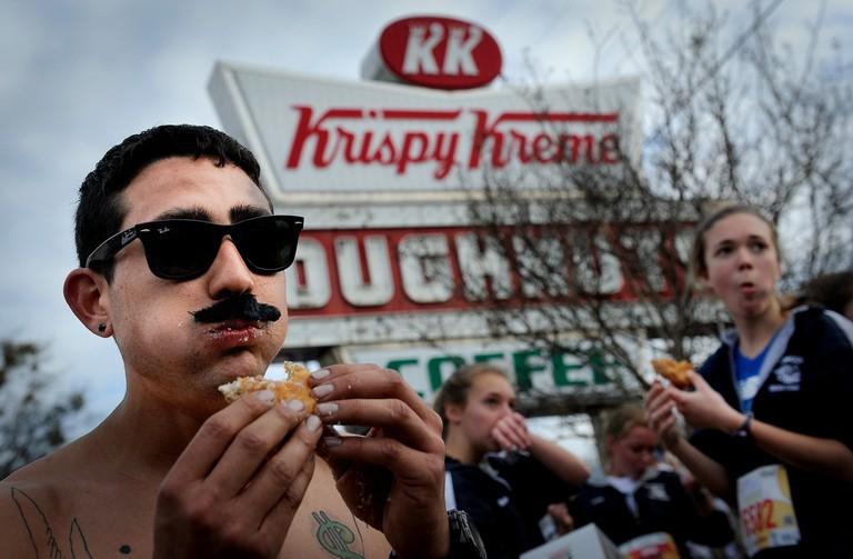 Krispy Kreme Challenge | © K2 Challenge, Inc.