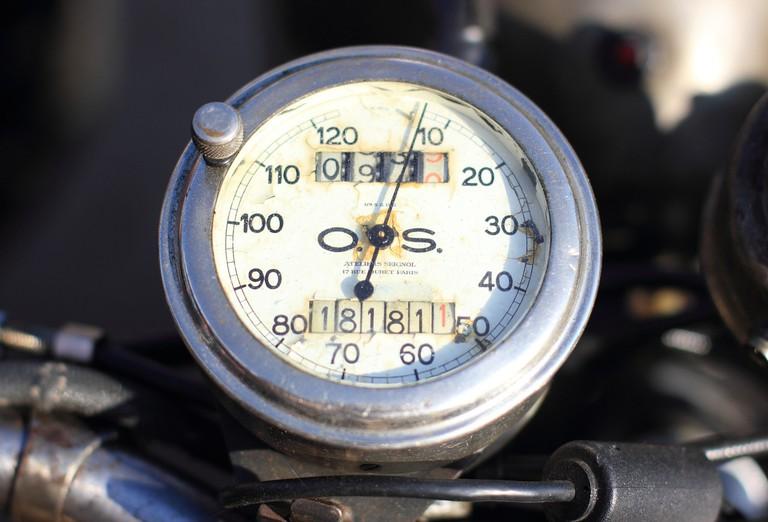 Odometer