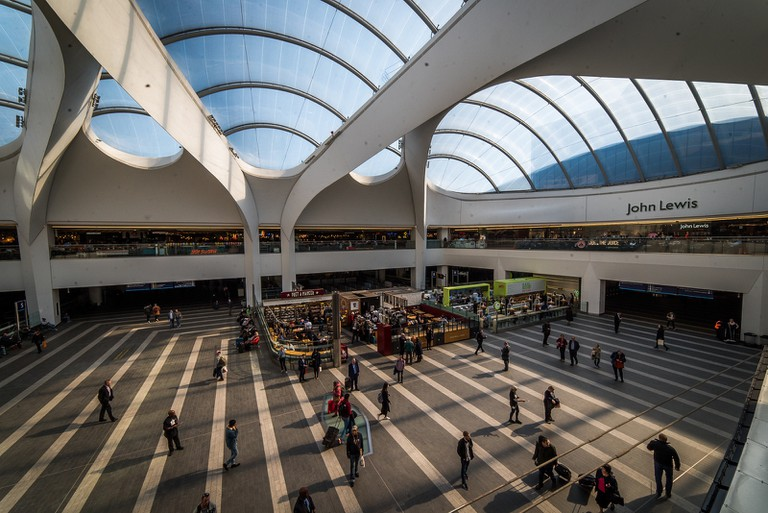 New Street Station concourse | © Paul Hudson/Flickr