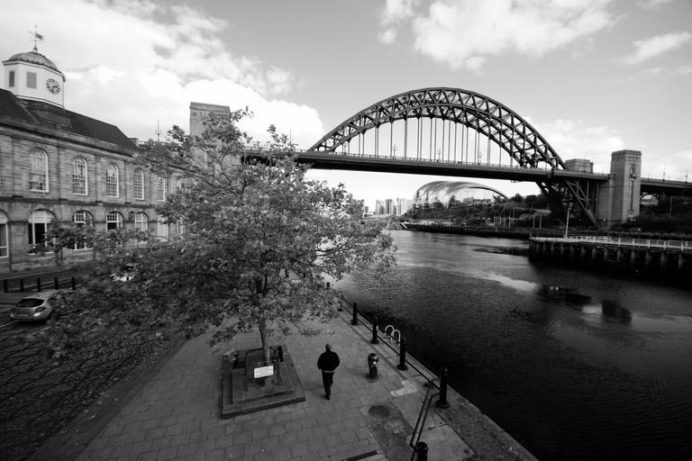 Newcastle Quayside | © Jeff Amann/Flickr
