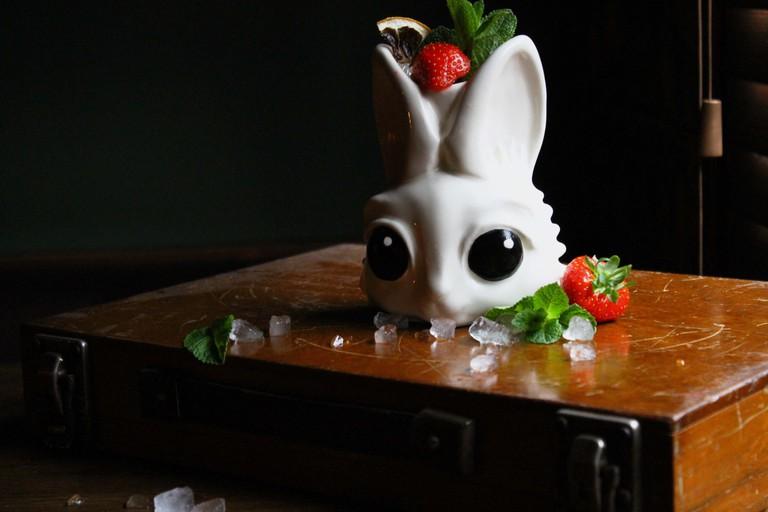 Opium Rabbit drink