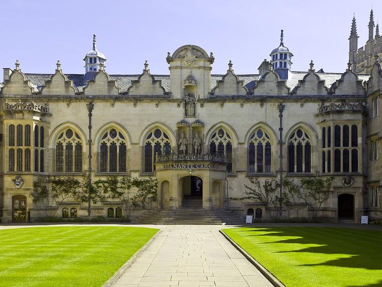 Oriel College, Oxford Univerity | © Andrew Shiva/WikiCommons