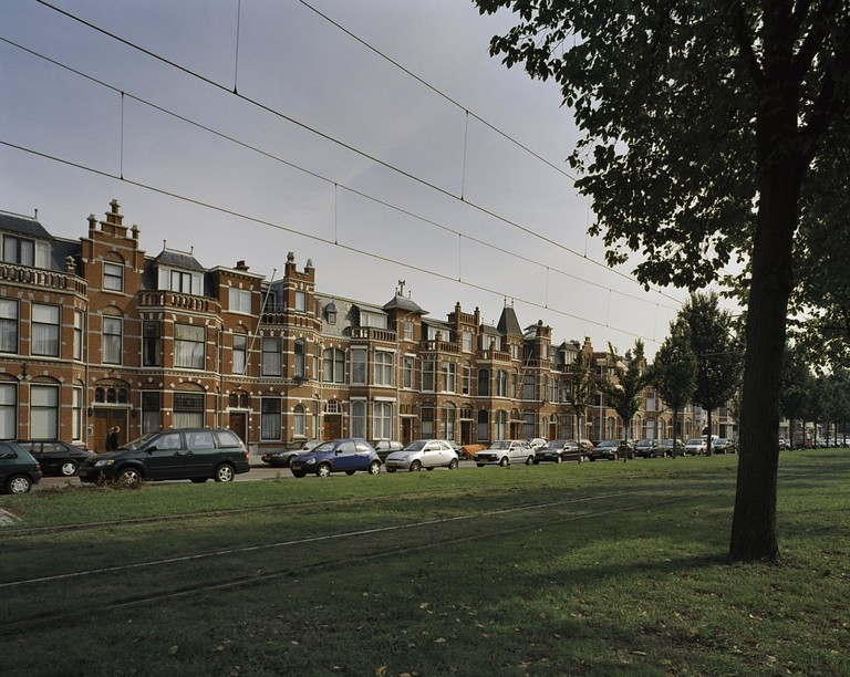 A typical street in Statenkwartier