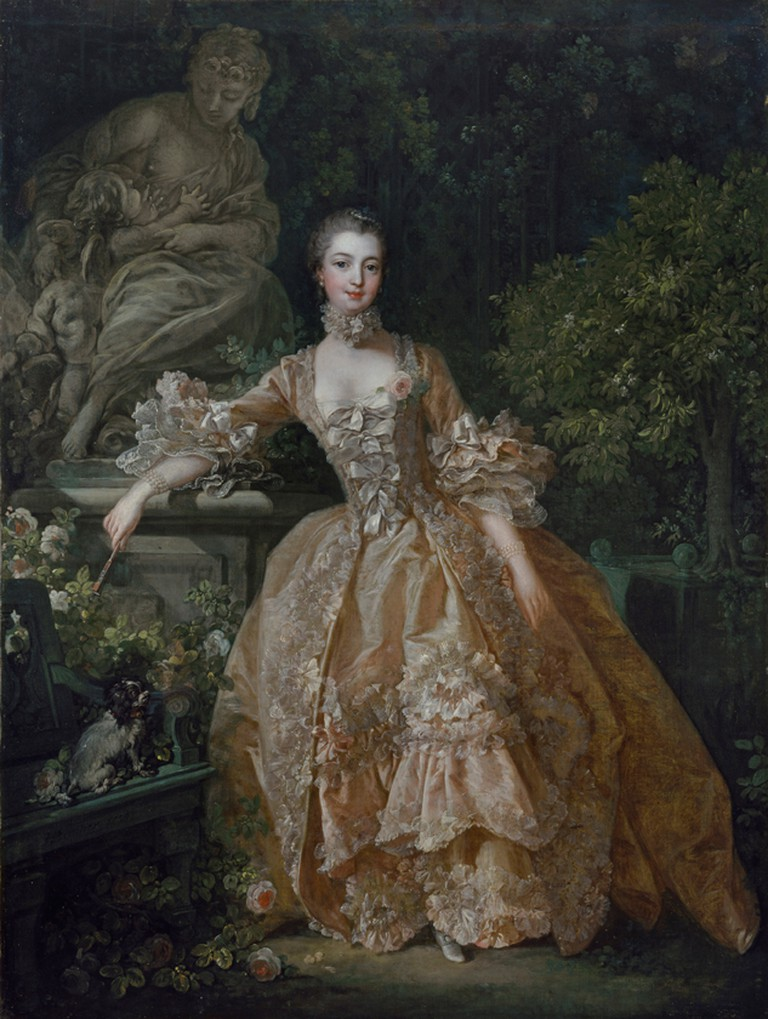 Madame de Pompadour, François Boucher, 1756 | © The Wallace Collection