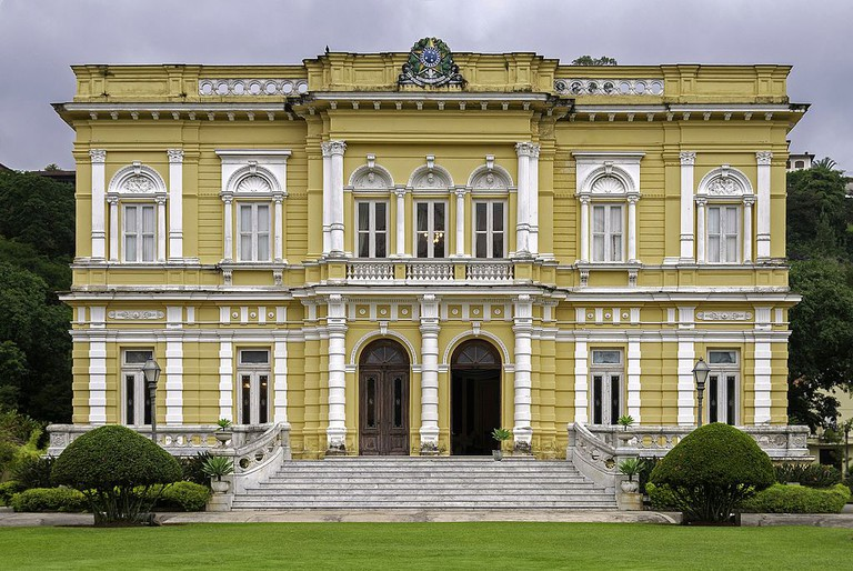 The president's summer home |© The Photographer/WikiCommons