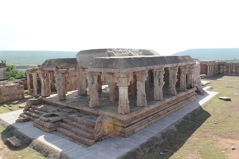 Ruins of Ranganatha Swami Temple